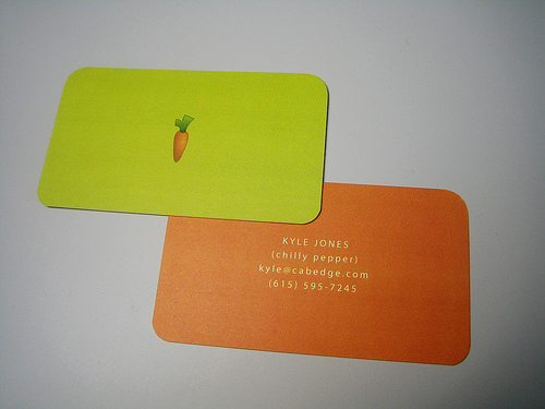 Cabedge Business Card