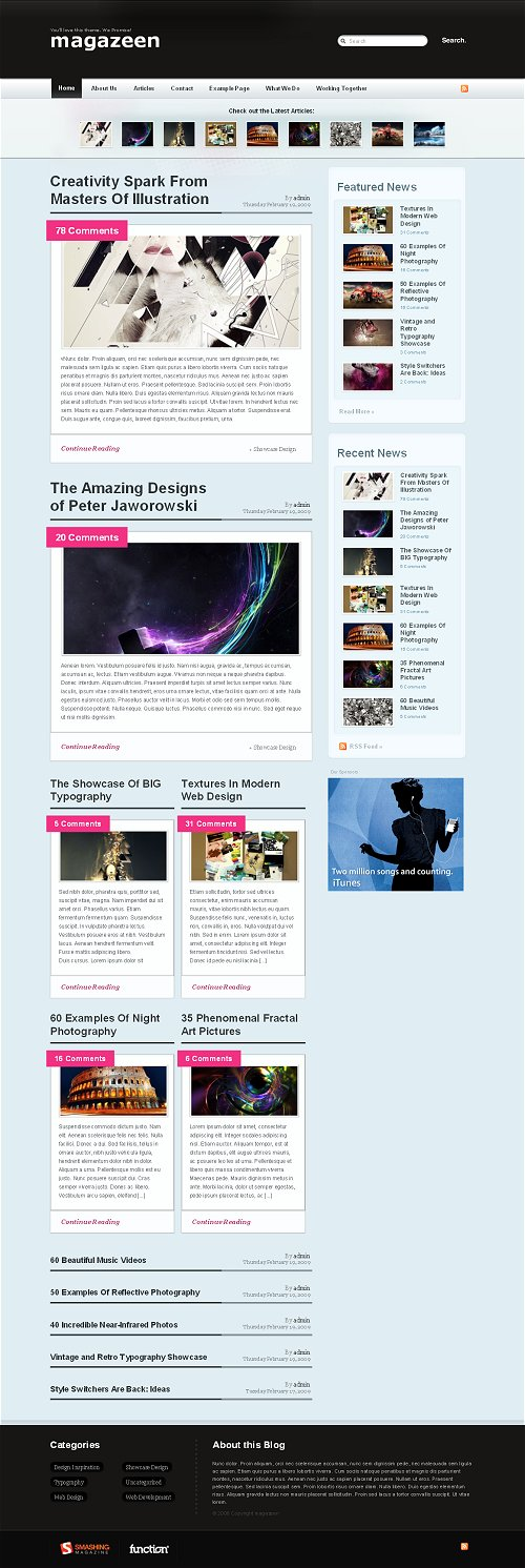 magezeen-wordpress-theme