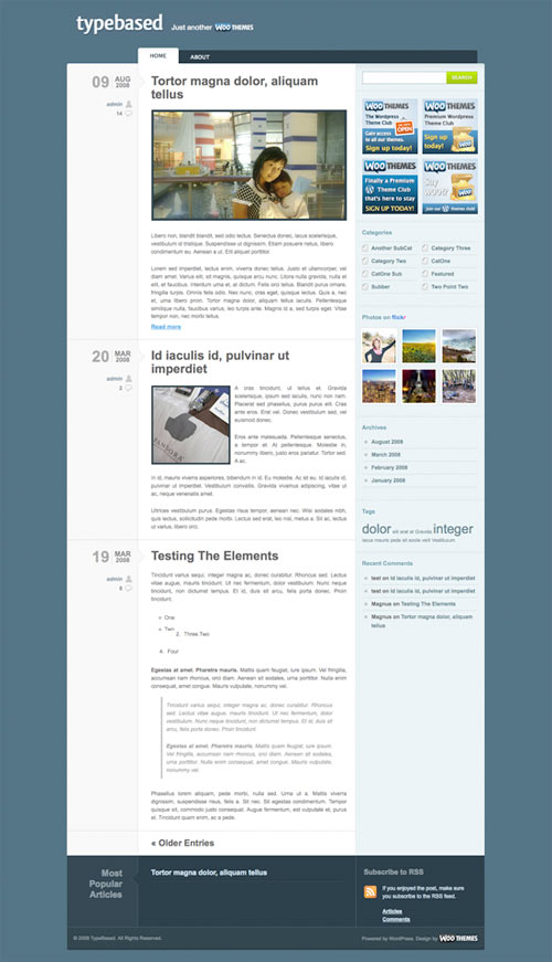 typebased-wordpress-theme