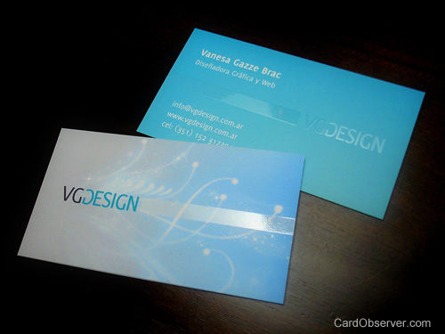 VG Personal Business Card