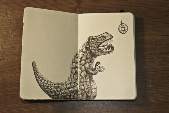 Cool Sketchbook Cover Ideas : Sketchbooks and moleskines that will leave you