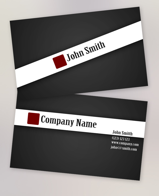 Usable Free Business Card Templates Creativeoverflow - Free business cards templates