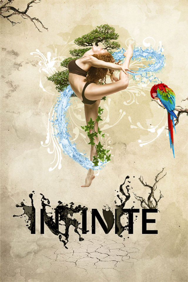 Poster Design Tutorials - Create a Dynamic Nature Poster in Photoshop