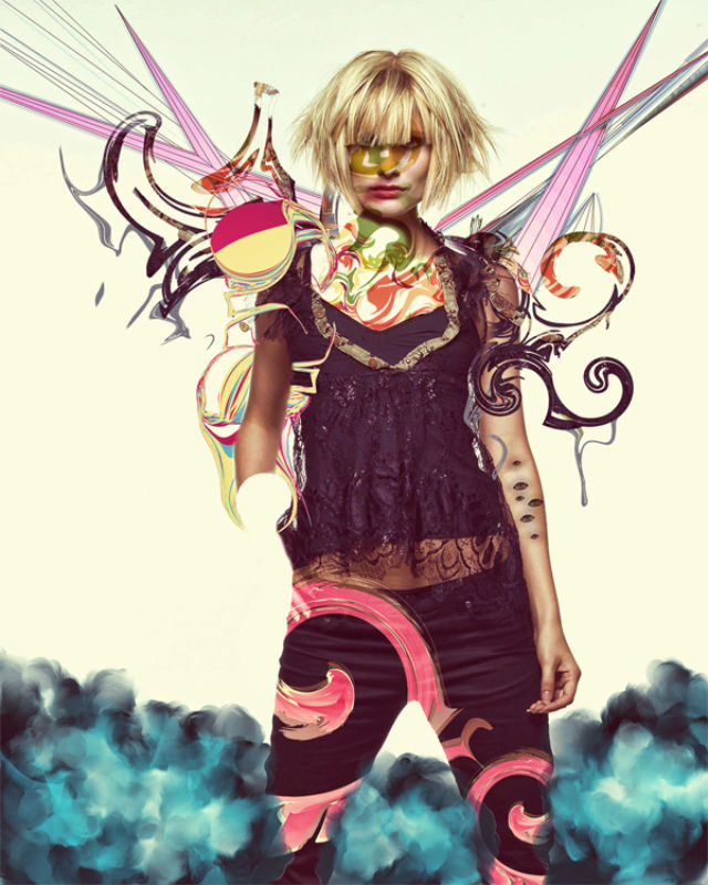 Poster Design Tutorials   How To Make A High Impact Fashion Poster In  Photoshop  Fashion Poster Design