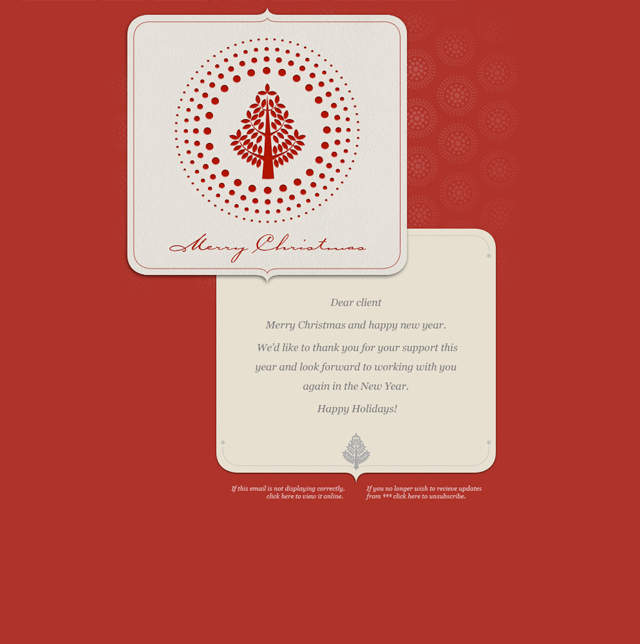 9 Premium Christmas Email Templates You Have To Consider