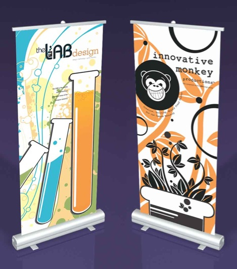 Vinyl Banner Samples Helpful Design Tips Creativeoverflow - Vinyl banners design