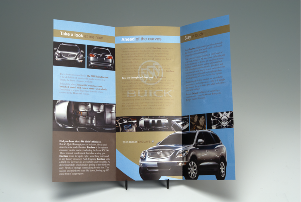 20 car brochure designs that will drive you crazy for Automobile brochure design
