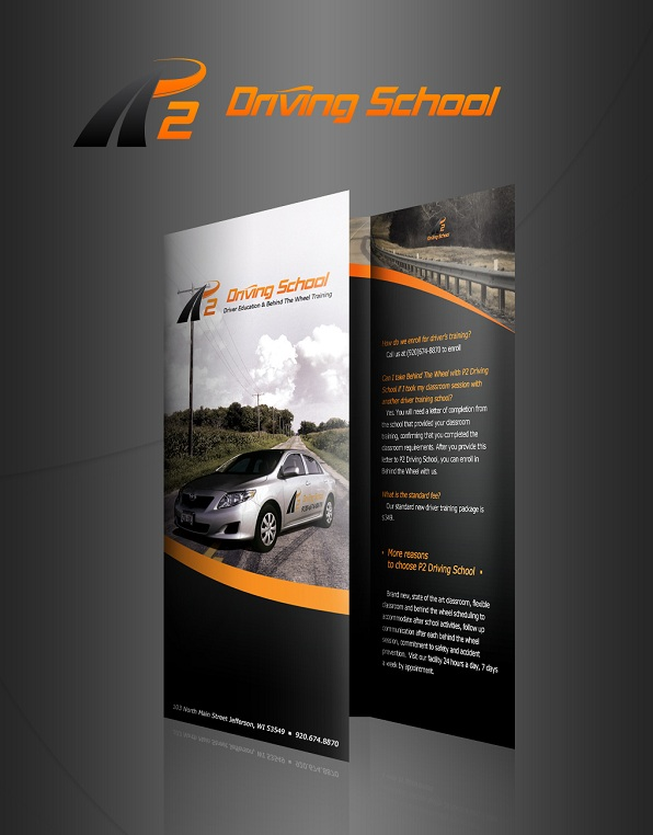 20 Car Brochure Designs That Will Drive You Crazy | Creativeoverflow