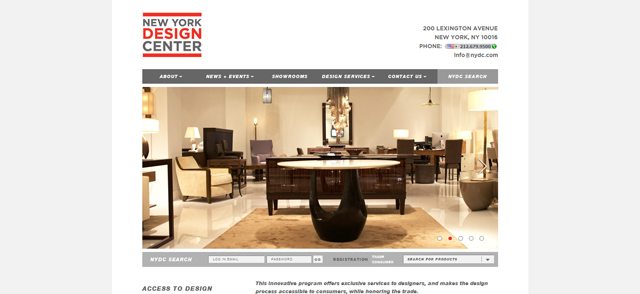 15 inspiring design blogs you may not know about for Design center new york