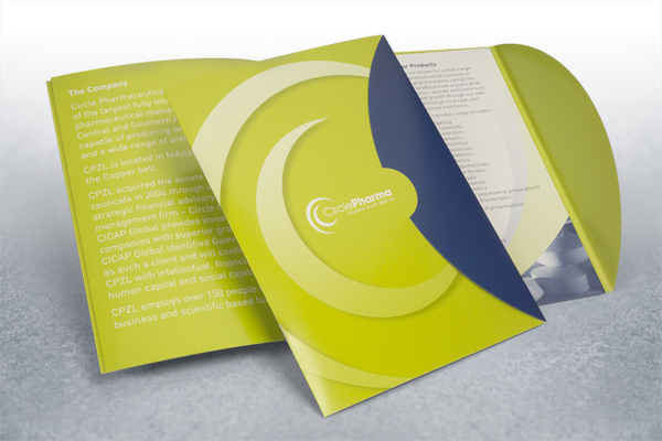 brochures are different from one another yet serve the same purpose in