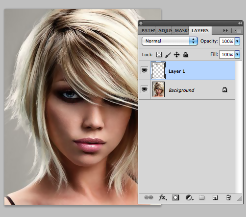 How to Change Hair Color in Photoshop   Creativeoverflow