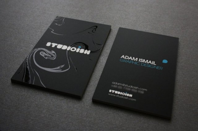 30 stunning examples of spot uv printed business cards have you ever experimented with spot uv printing or own a set of glossy business cards yourself reheart Gallery