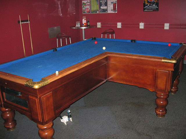 Wonderful Has There Been A Pool Table With More Than Six Pockets [Archive]    AzBilliards.com
