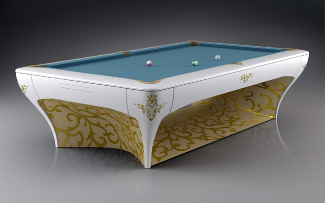 10 creatively designed pool tables creativeoverflow for 10 pool table