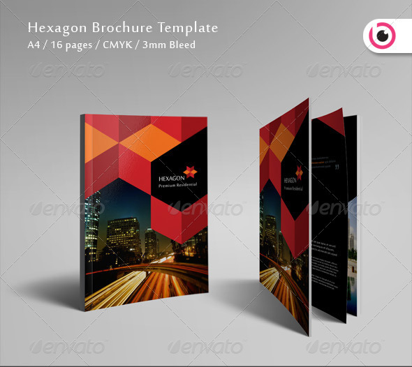 premium brochure templates - 20 brand new premium brochure templates creativeoverflow