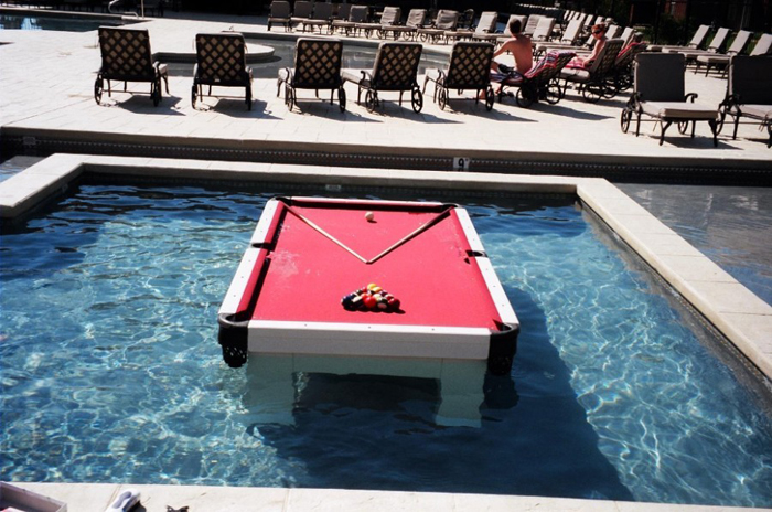 Has There Been A Pool Table With More Than Six Pockets [Archive]    AzBilliards.com