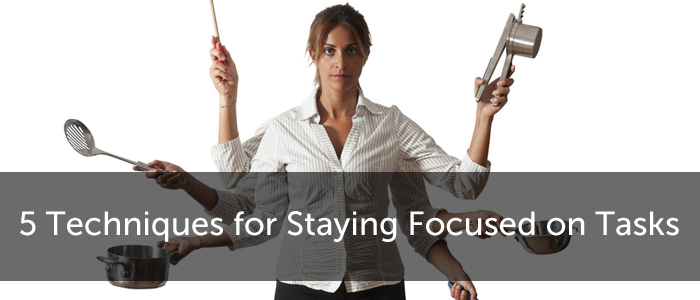 5 Techniques for Staying Focused on Tasks | Creativeoverflow