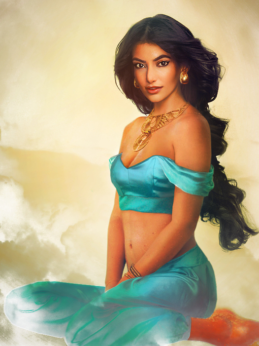 Princess Jasmine from Aladdin