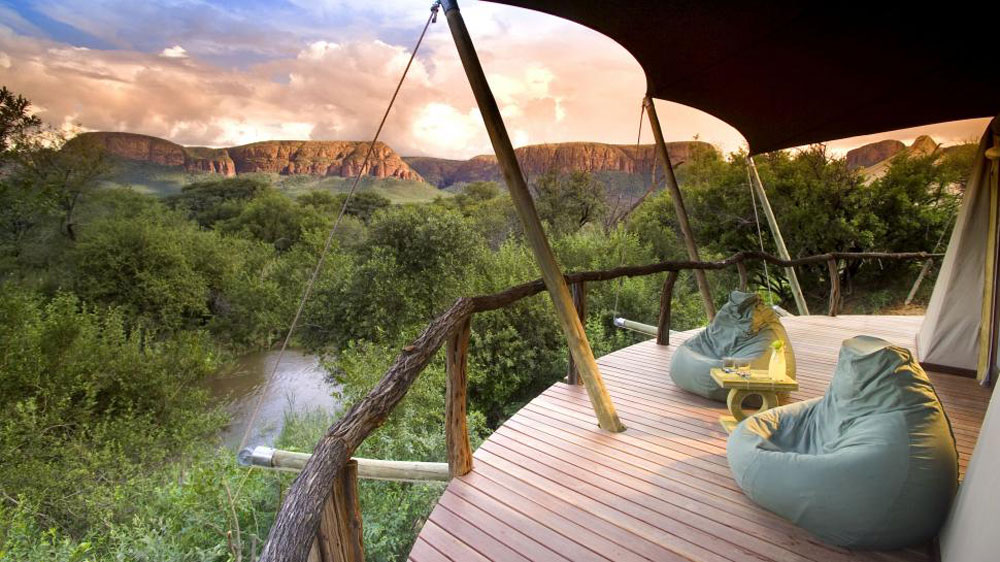The Marataba Safari Company is a gorgeous secluded luxury camp deep in one of South Africa?s most renowned national parks - the Marakele