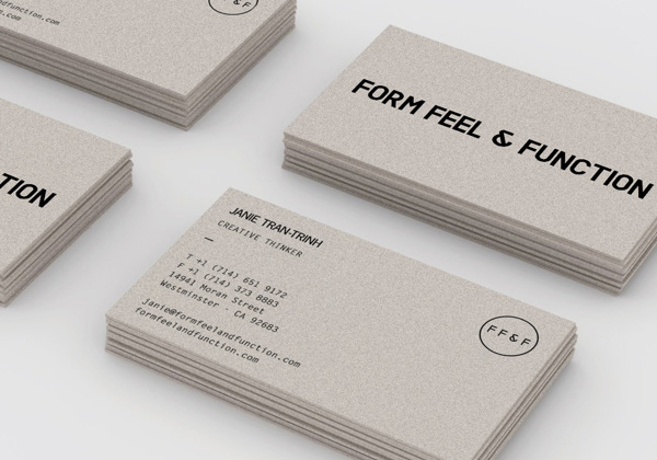 5 tips for creating a stunning business card design creativeoverflow 2 reheart Choice Image