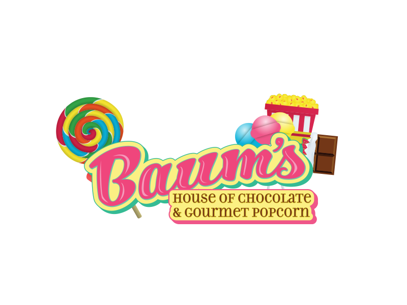31 candy logos that will satisfy that sweet tooth