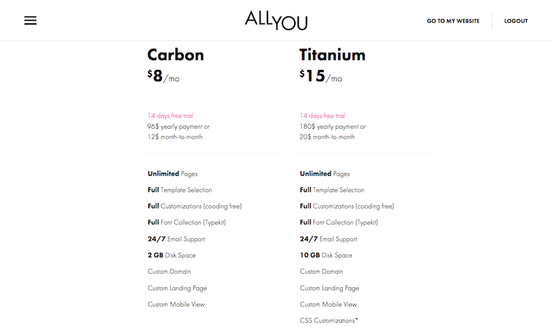 allyou-pricing