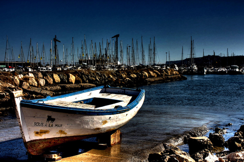 20 small but magnificent boats graficznie