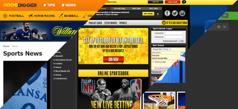 Best rated online sports gambling sites
