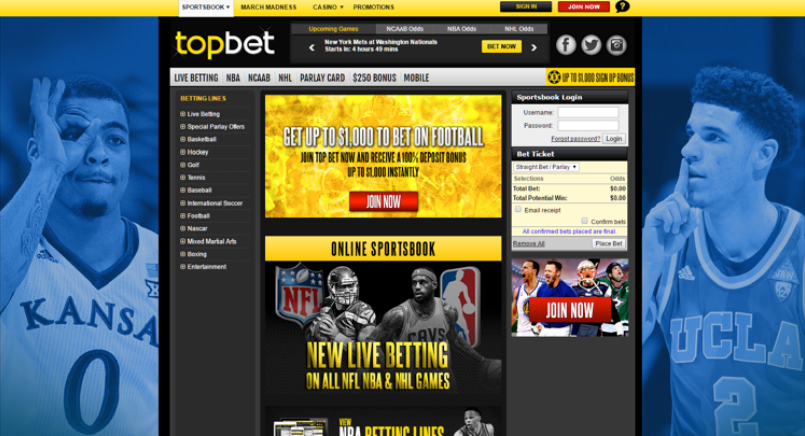 Best sports betting canada