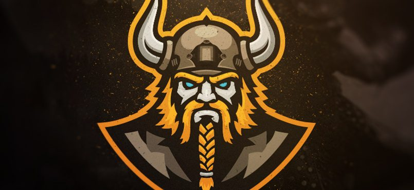 34 fierce and not so fierce viking logos creativeoverflow