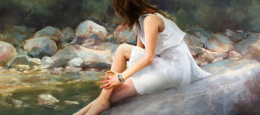 25 Gorgeous Oil Paintings | Creativeoverflow